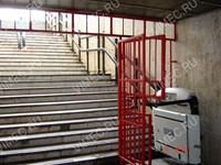 Платформа V65, метро, г. Бухарест